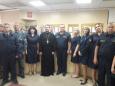 В исправительной колонии №6 состоялась беседа православного священника с личным составом учреждения