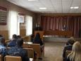 В ИК-2 УФСИН России по Липецкой области состоялась встреча сотрудников учреждения со священнослужителем