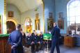 В ИК-2 УФСИН России по Липецкой области проведена духовная беседа с осужденными