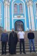 Осужденные ИК-2 УФСИН России по Липецкой области посетили Задонский Рождество-Богородицкий мужской монастырь